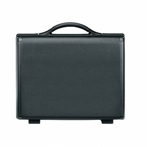 Samsonite FOCUS ATTACHE 14 CM, 002-014 in de kleur 09 jet black 5411501007422