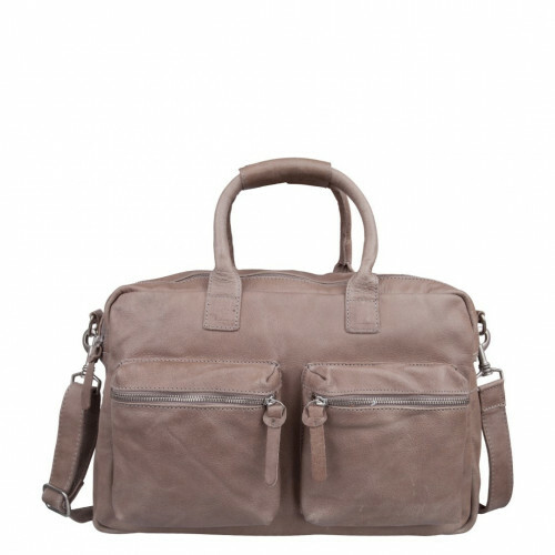 Cowboysbag THE BAG THE BAG, 1030 in de kleur 135 elephant grey 8718586218727