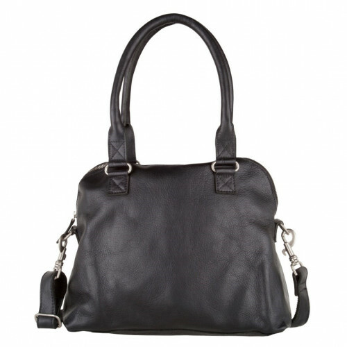Cowboysbag CARFIN, 1645 in de kleur 100 black 8718586572140