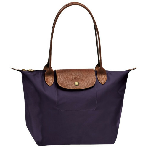 Longchamp kopen LE PLIAGE SHOPPING S, L2605089 in de kleur 645 bilberry 3597920776889