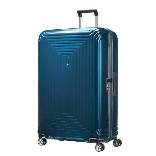 Samsonite NEOPULSE SPINNER 81, 44D-004 in de kleur 01 metal.blue 5414847565755