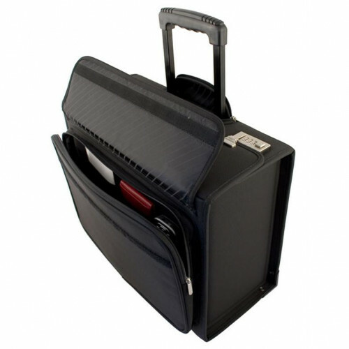 Offermann AERO PILOTCASE ROLL, 8590 in de kleur 10 black