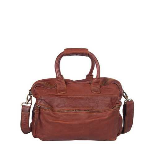 Cowboysbag BAG NEW YORK, 1154 in de kleur 300 cognac 8718586007499