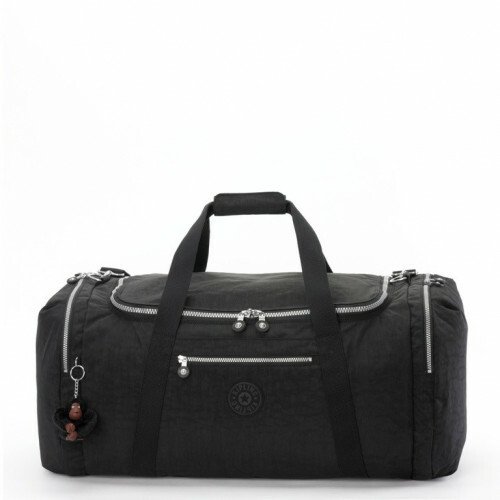 Kipling BASIC TRAVEL OROI L, K13092 in de kleur 900 black 5414973509678