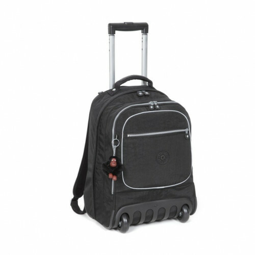 Kipling BASIC BACK TO SCHOOL SOOBIN, K15080 in de kleur 900 black 5415101320523