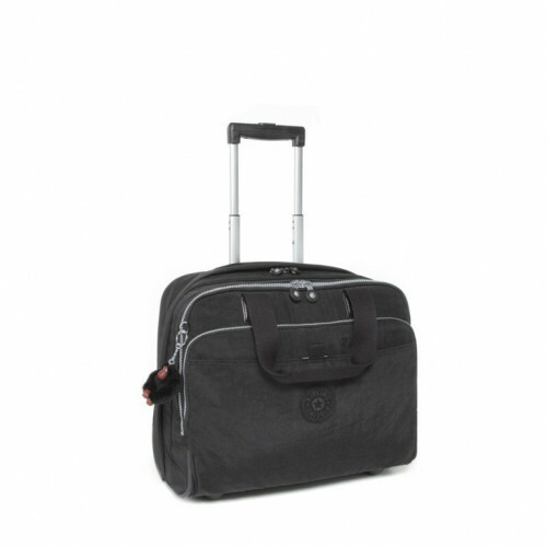 Kipling BASIC WORKING LIFE NEW CEROC, K15084 in de kleur 900 black 5415065893828