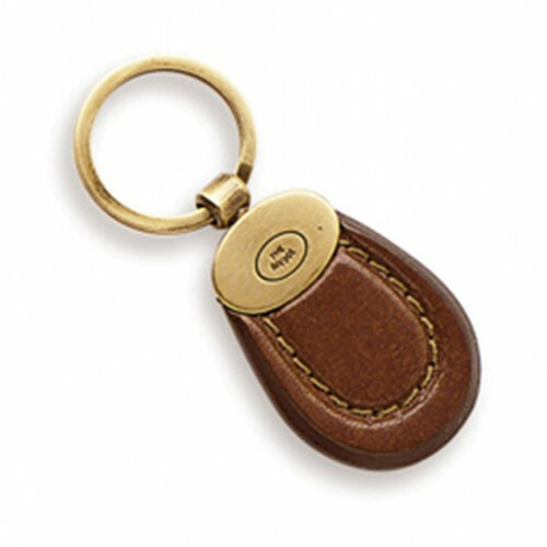 The Bridge STORY UOMO KEYRING, 092000 in de kleur 14 marrone 8033748058448